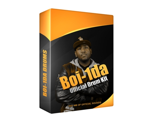 Product picture *ON SALE!* OFFICIAL Boi-1da Drum Kit 300+MB