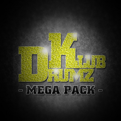 Product picture Klub Drumz Mega Pack ON SALE!!!!